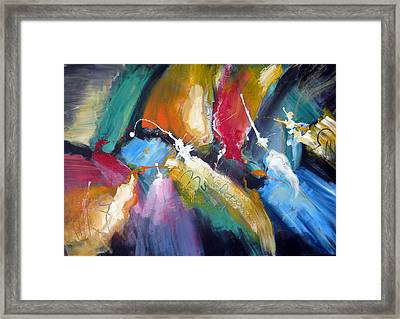 The Night Queen Framed Print by Dan Bunea
