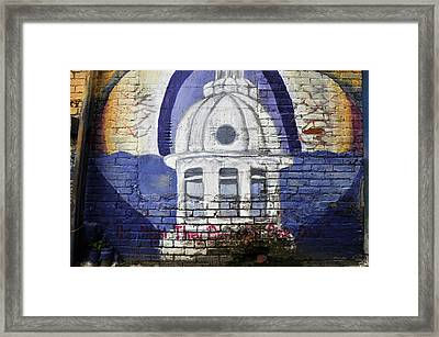The Night They Drove Old Dixie Down Framed Print by David Lee Thompson