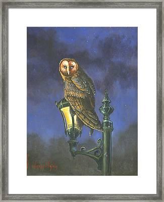 The Night Watch Framed Print by Jeff Brimley