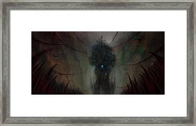 The Nightmare Factory Framed Print