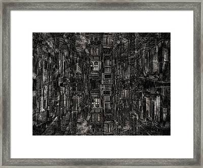 The Nightmare Framed Print