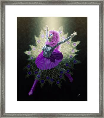 The Nights Of Cabiria Framed Print by Joaquin Abella