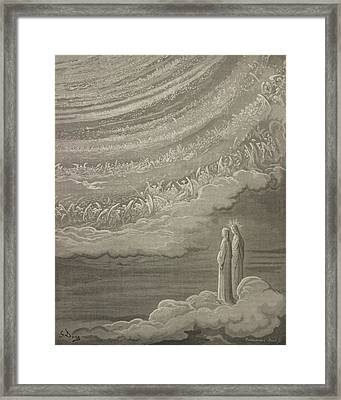 The Ninth Heaven Framed Print