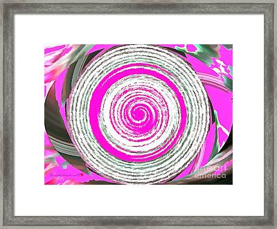 The Noise Framed Print by Catherine Lott