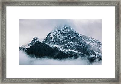 The North Cascades Framed Print