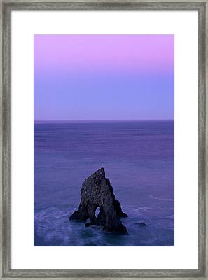The North Coast  Framed Print