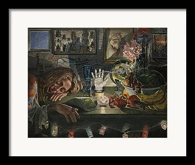 Gypsy Framed Prints