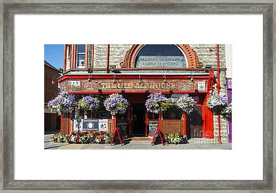 The Old Ale House  Framed Print