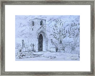 The Old Chantry Framed Print