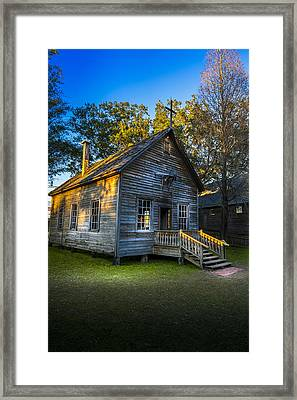 The Old Church Framed Print