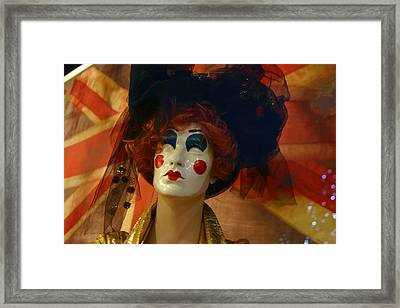 The Old Days Framed Print by Jez C Self