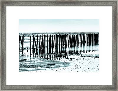 The Old Docks Framed Print