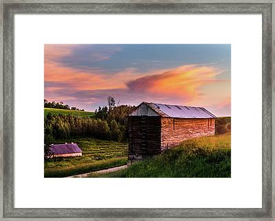 The Old Granary Framed Print