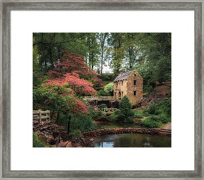 The Old Mill 5x6 Framed Print
