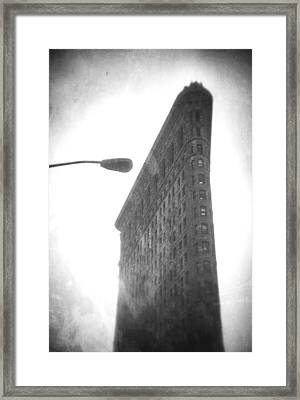 Framed Print featuring the photograph The Old Neighbourhood by Steven Huszar