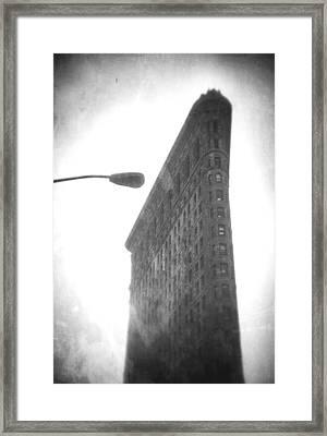 The Old Neighbourhood Framed Print