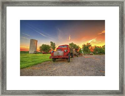 Country Treasure Framed Print