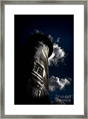 The Old Windmill Framed Print by Jorgo Photography - Wall Art Gallery