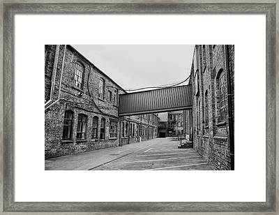 The Old Workhouse Framed Print