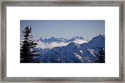 The Olympics Framed Print