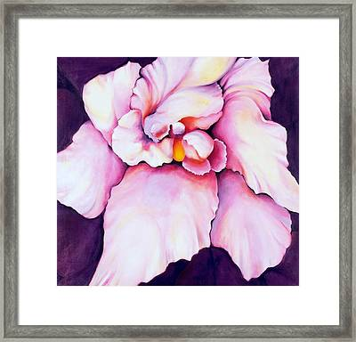 The Orchid Framed Print