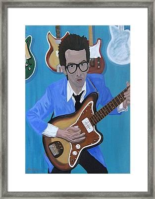 The Original Elvis Framed Print