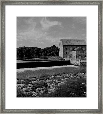 The Other Mill Framed Print