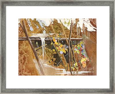 The Other Place Framed Print