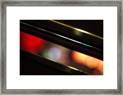 The Other Side Framed Print by Lorna Ziehm