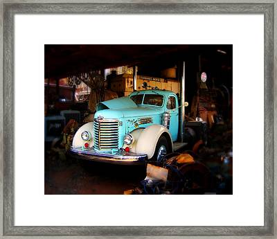 The Other Woman Framed Print by Perry Webster