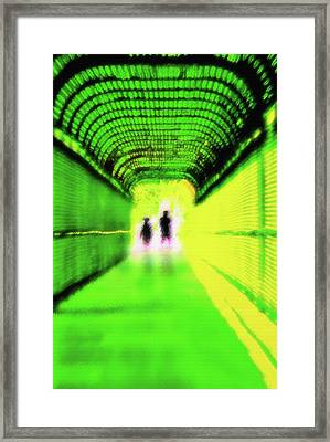 The Others 2 Framed Print by Steve Ohlsen