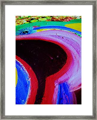 The Outer Rim Framed Print by HollyWood Creation By linda zanini