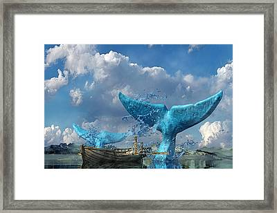 The Outsiders Framed Print by Betsy Knapp