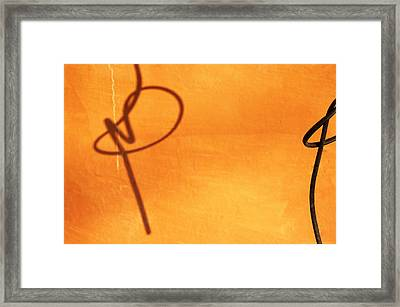 Framed Print featuring the photograph The Overthink  by Prakash Ghai