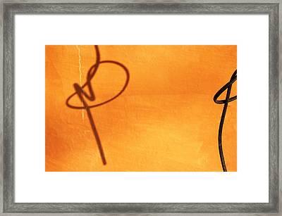 The Overthink  Framed Print by Prakash Ghai