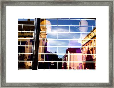 The Oxford Wall Framed Print by Jez C Self