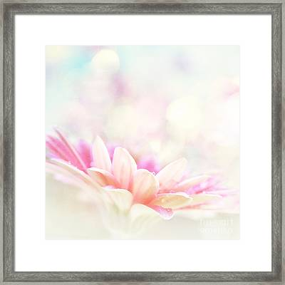 The Paintbrush Of Spirit  Framed Print