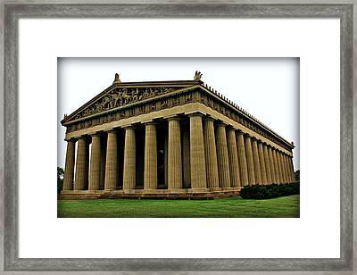 The Parthenon 2 Framed Print