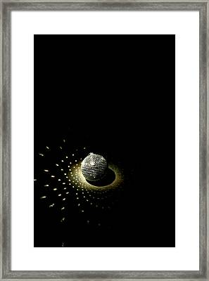 The Party Lives On Framed Print by Angela Comperry