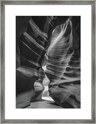 The Passage Framed Print by Jim Chamberlain