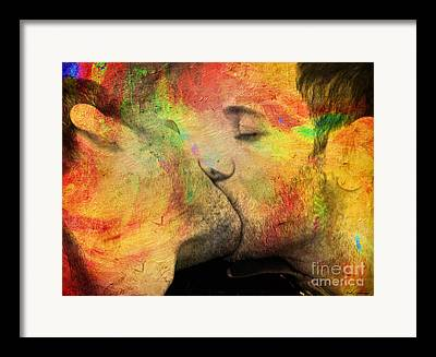 Erotic Male Framed Prints