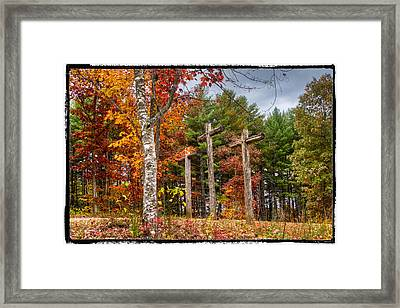 The Peace That Passes All Understanding Framed Print