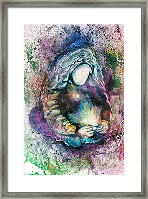 The Pearl Framed Print