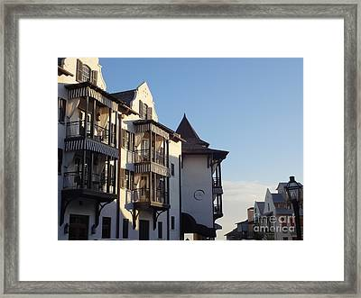 The Pearl Framed Print by Megan Cohen