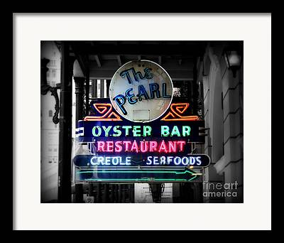 Webster Framed Prints