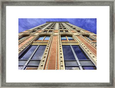 The Pensacola Skyscraper Framed Print by JC Findley
