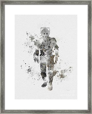 The Persistent Enemy Framed Print