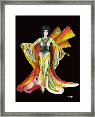 The Phoenix 2 Framed Print
