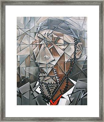 The Pianist Framed Print by Martel Chapman