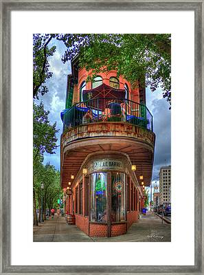 The Pickle Barrel Chattanooga Tn Framed Print by Reid Callaway